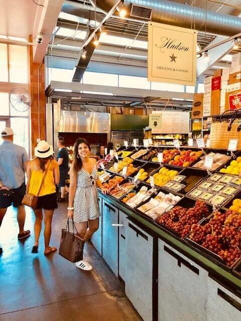 Oxbow, o Lindo e Charmoso Mercado Central de Napa Vale!! 3