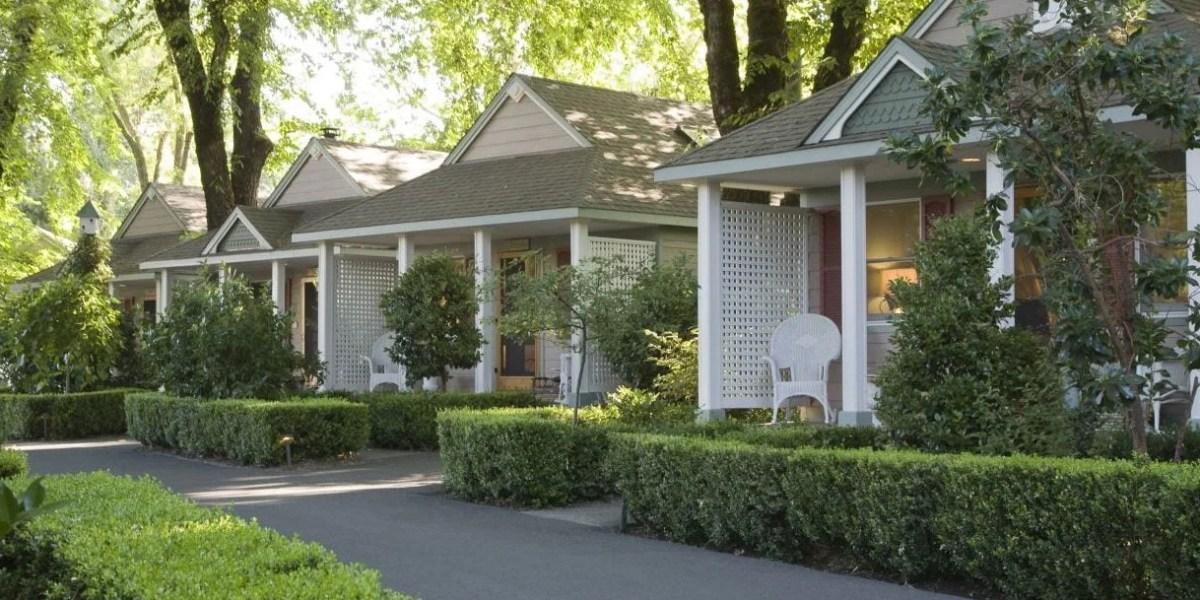 Pousada Cottage Grove Inn - Lugar Perfeito para um Fim-de-Semana Romântico em Napa Vale 1