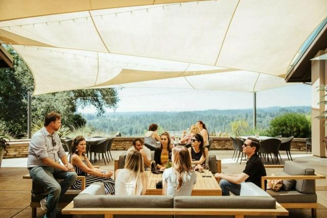Experience the Gary Farrell Salon Vineyards & Winery in Healdsburg 5
