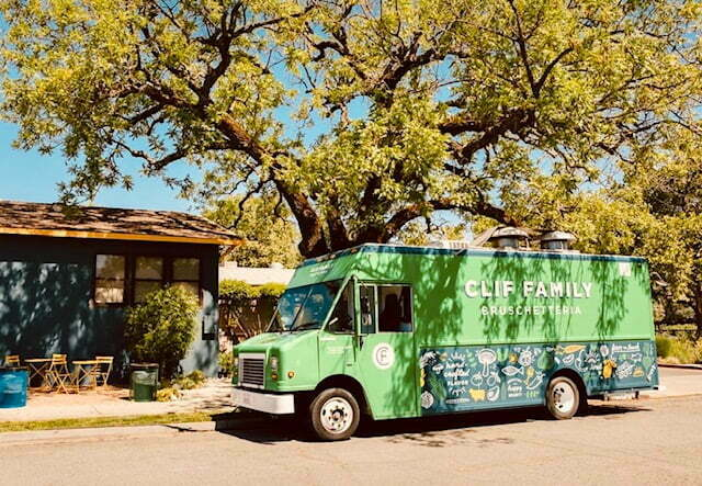 Clif Family: A Winery, A Food Truck & Cycling Adventures in Napa Valley 4