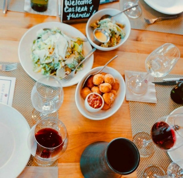 Clif Family: A Winery, A Food Truck & Cycling Adventures in Napa Valley 6