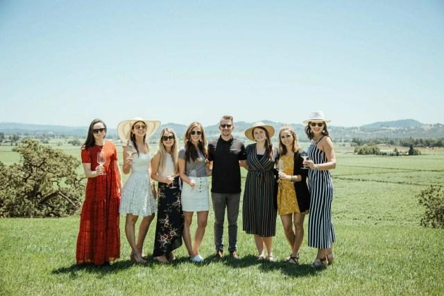 Decadent Summer Picnic & Wine Tasting at Robert Young Vineyards 2