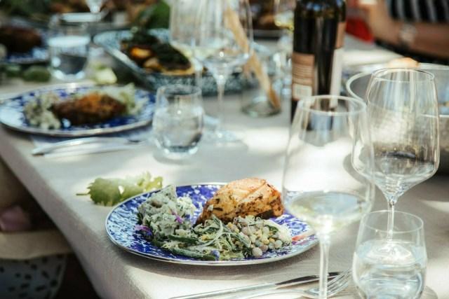 Picnic (Almoço) de Verão com uma Vista Espetacular na Vinícola Robert Young 11