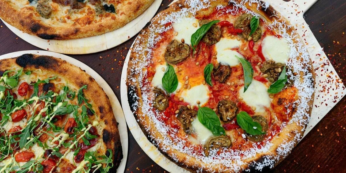 Vinho + Pizza = Melhor Combo!! A Tra Vigne Pizzeria em Napa Oferece a Melhor Pizza & Pasta do Vale!! 2