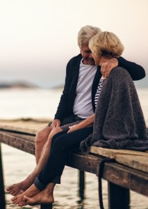 Retired Couple