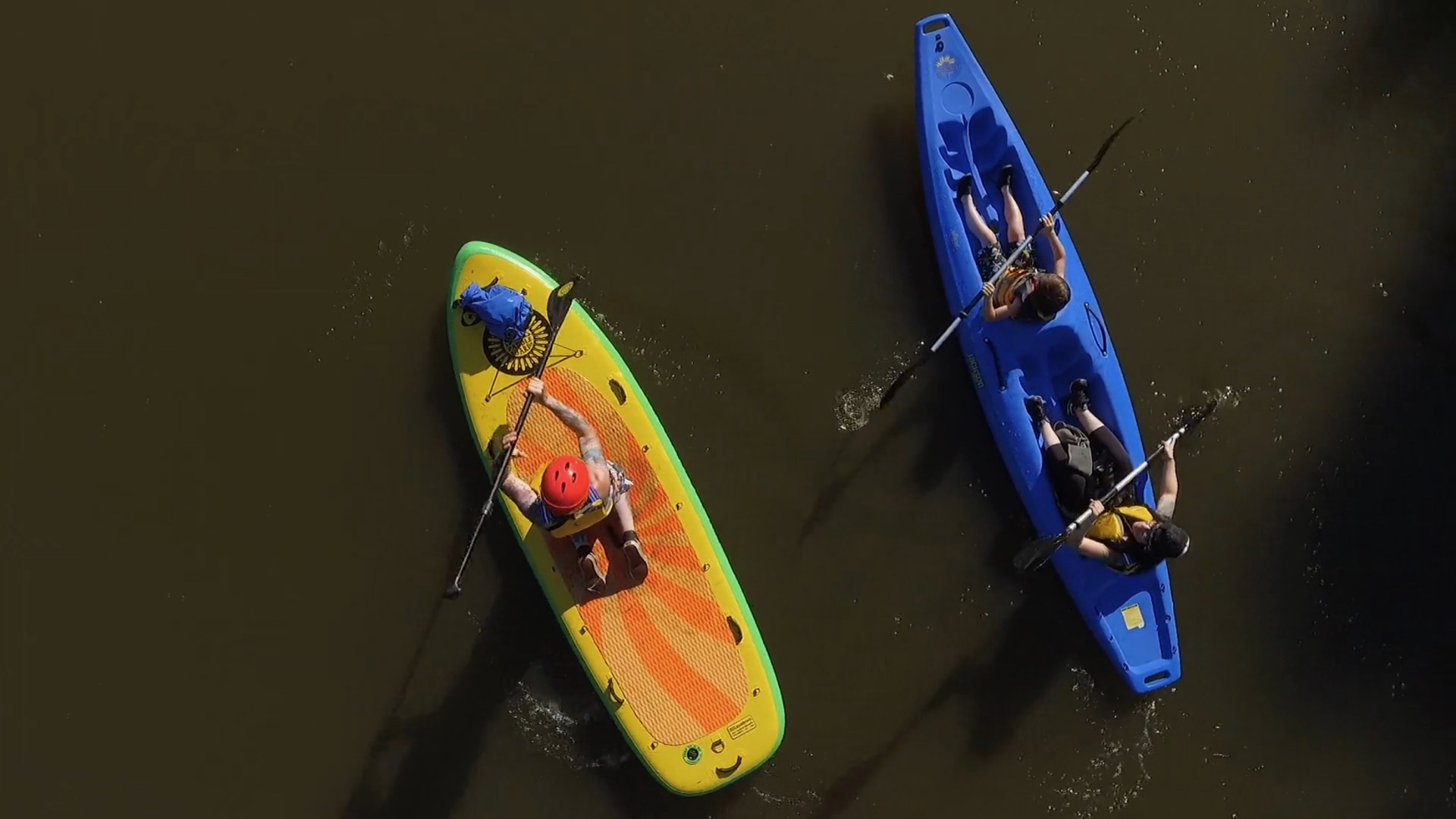 Kayak Rentals – Whalon Lake