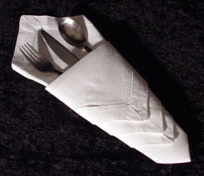 Special Napkin Folding On Special Occasions 4housework