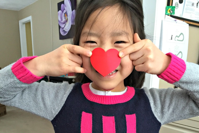 A Six Year Old's Love Advice #AsianMomBloggers