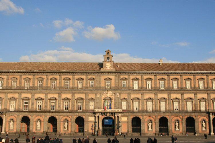 Palazzo Reale di Napoli  Fotografie