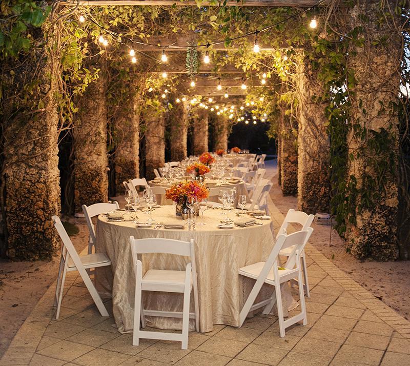 Southwest Florida Naples Special Event Venue  Outdoor Wedding Venue