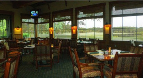 Hideout Golf Club Dining