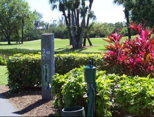 Country Club of Naples Golf Course