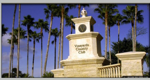 Vineyards Country Club Naples