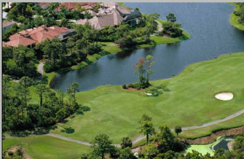 Bonita Bay Golf Courses