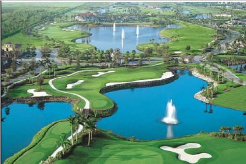 Twin Eagle Golf Club