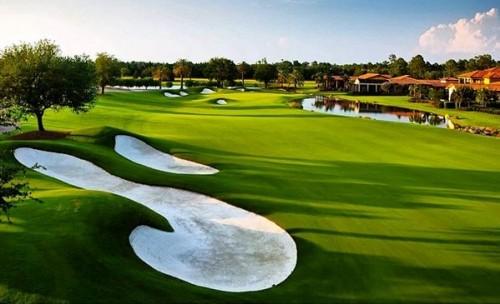 Talis Park Golf Course