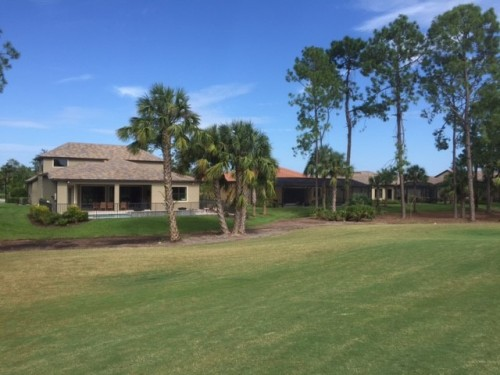 New Construction Golf Club of the Everglades Naples