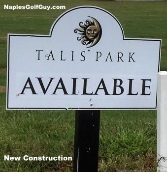 Talis Park New Construction
