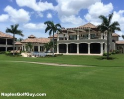 Naples Home Sales Strong in Talis Park