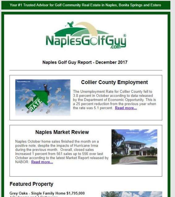 SWFL Real Estate Report
