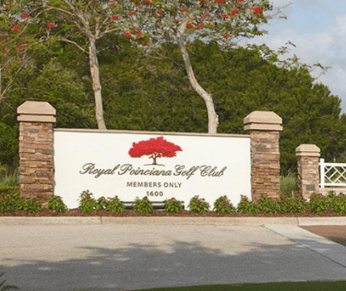 royal poinciana Membership