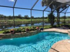 home sales activity in Estero Golf Communities