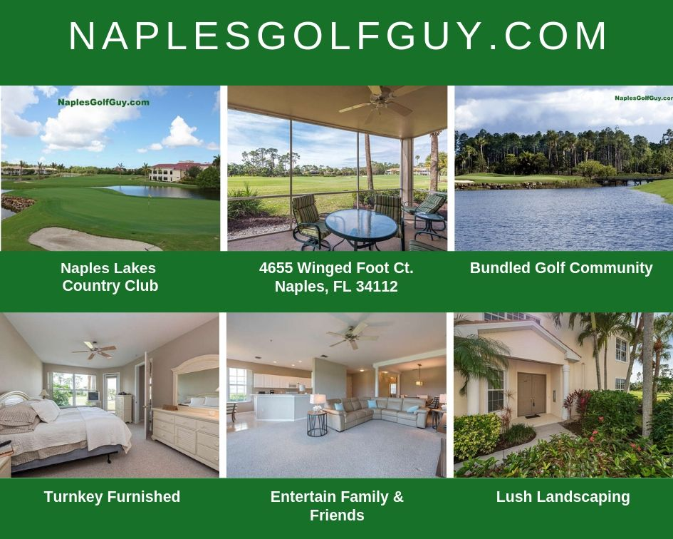 Naples Lakes Country Club Condo