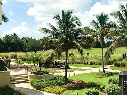Plantation Golf Club Practice Facilities