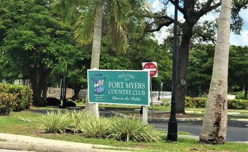 Southwest Florida Golf Courses