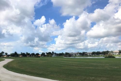Golf Community Real Estate
