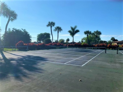 Tennis Courts in Naples