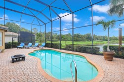 1479 Palma Blanca Ct Large Lanai with pool