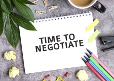Selling with an agent will help you negotiate a better deal