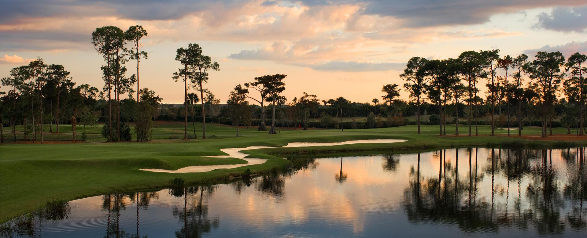 Naples Florida Golf Course At Naples Grande Resort