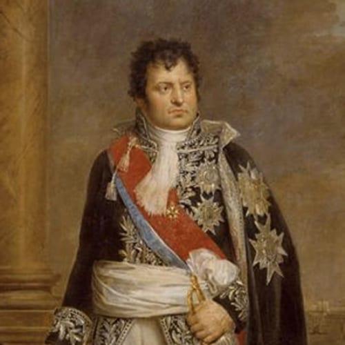 Le vice-amiral Decrès