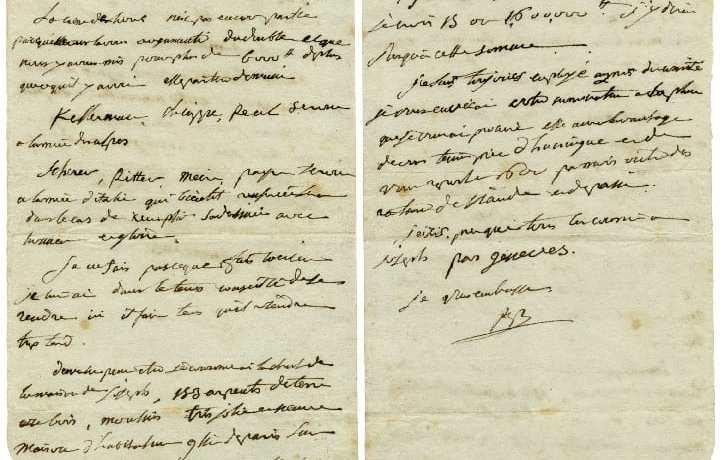 Correspondance De Napoléon Ier Janvier Février Mars 1799