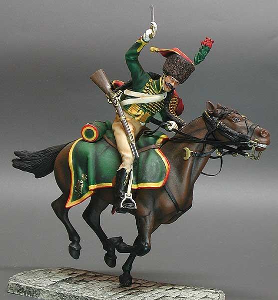 Chasseur à Cheval (miniature)