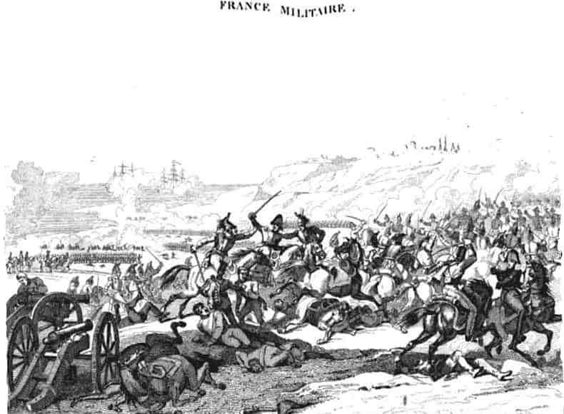 Bataille de Sagonte (France Militaire)