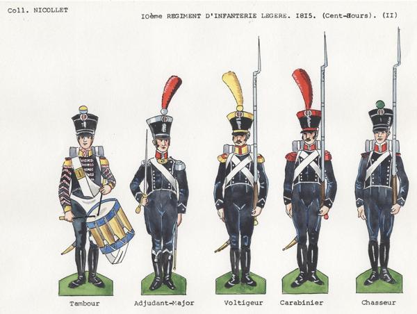 Napoléon's Paper Veterans – Petits Soldats De Strasbourg