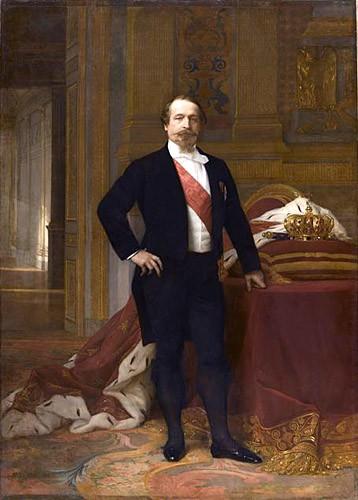portrait of napoleon iii napoleon org