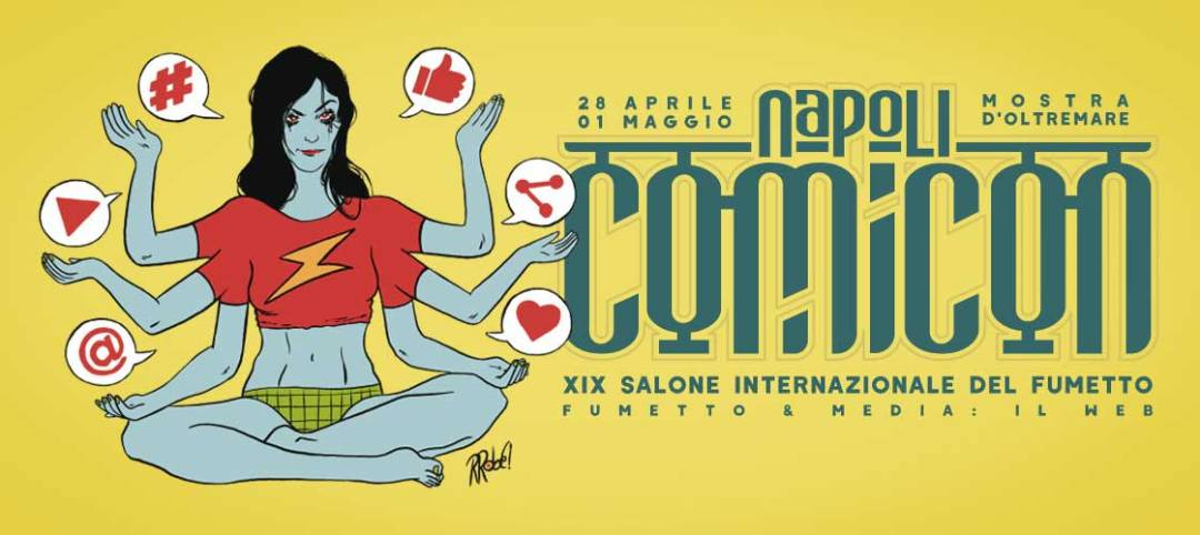Comicon 2017 - Napoli