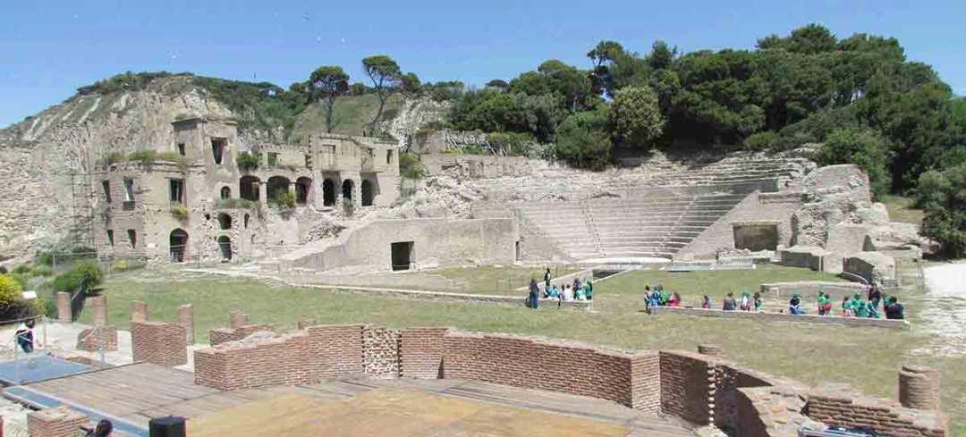 Grotta di Seiano e Villa Imperiale di Pausilypon