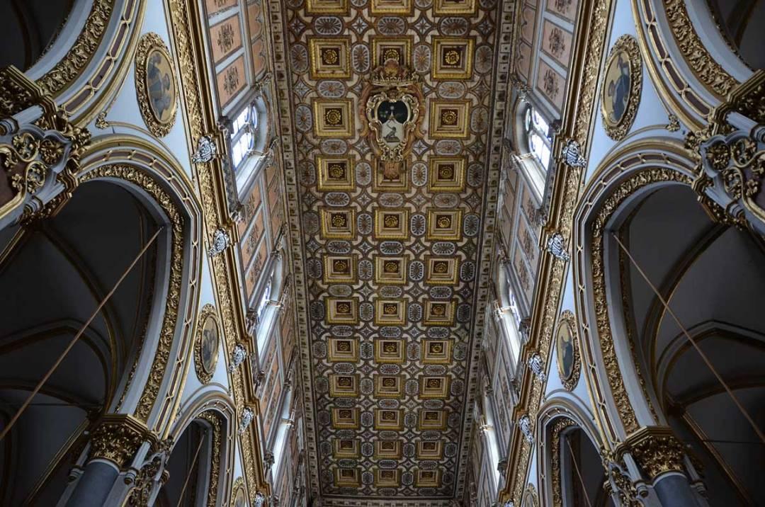 San Domenico Maggiore Napoli Interno