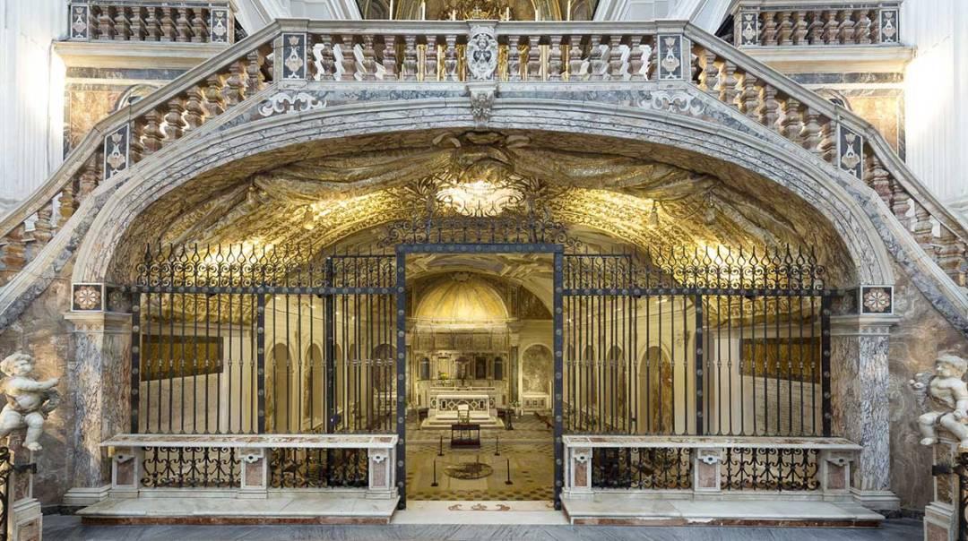 Catacombe di San Gaudioso, Napoli