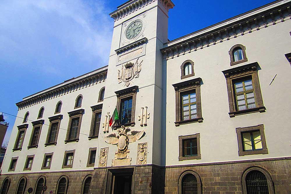 I castelli di Napoli - Castel Capuano Napoli