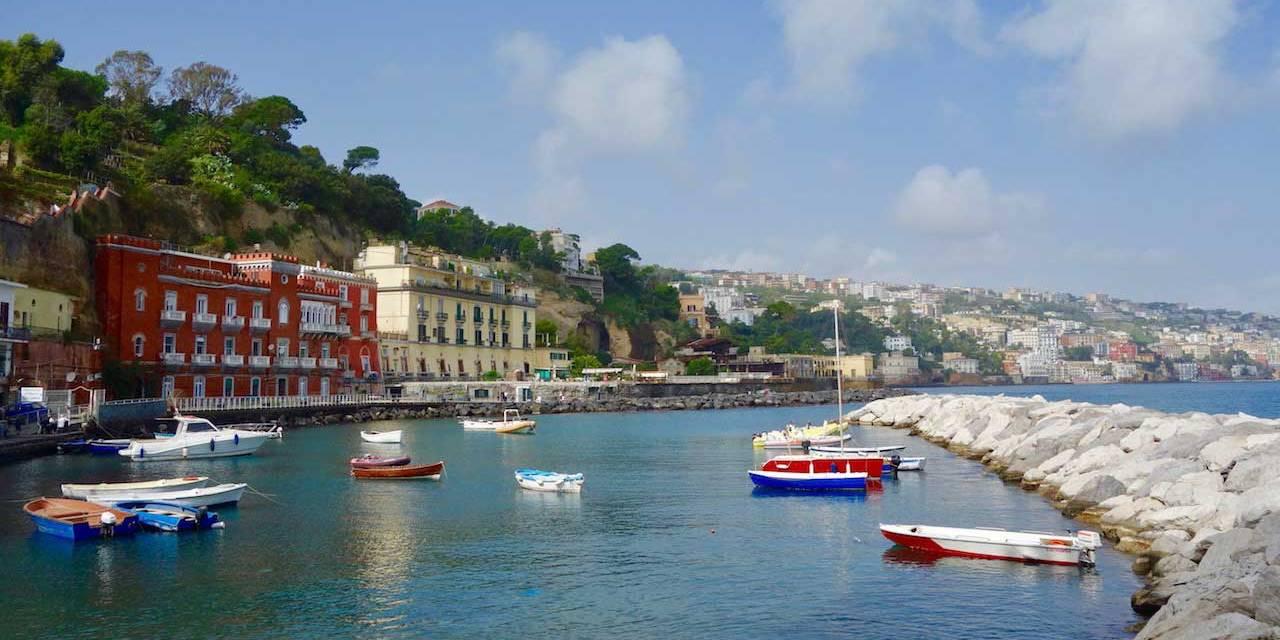 Posillipo Napoli - collina residenziale con panorami stupendi e ...