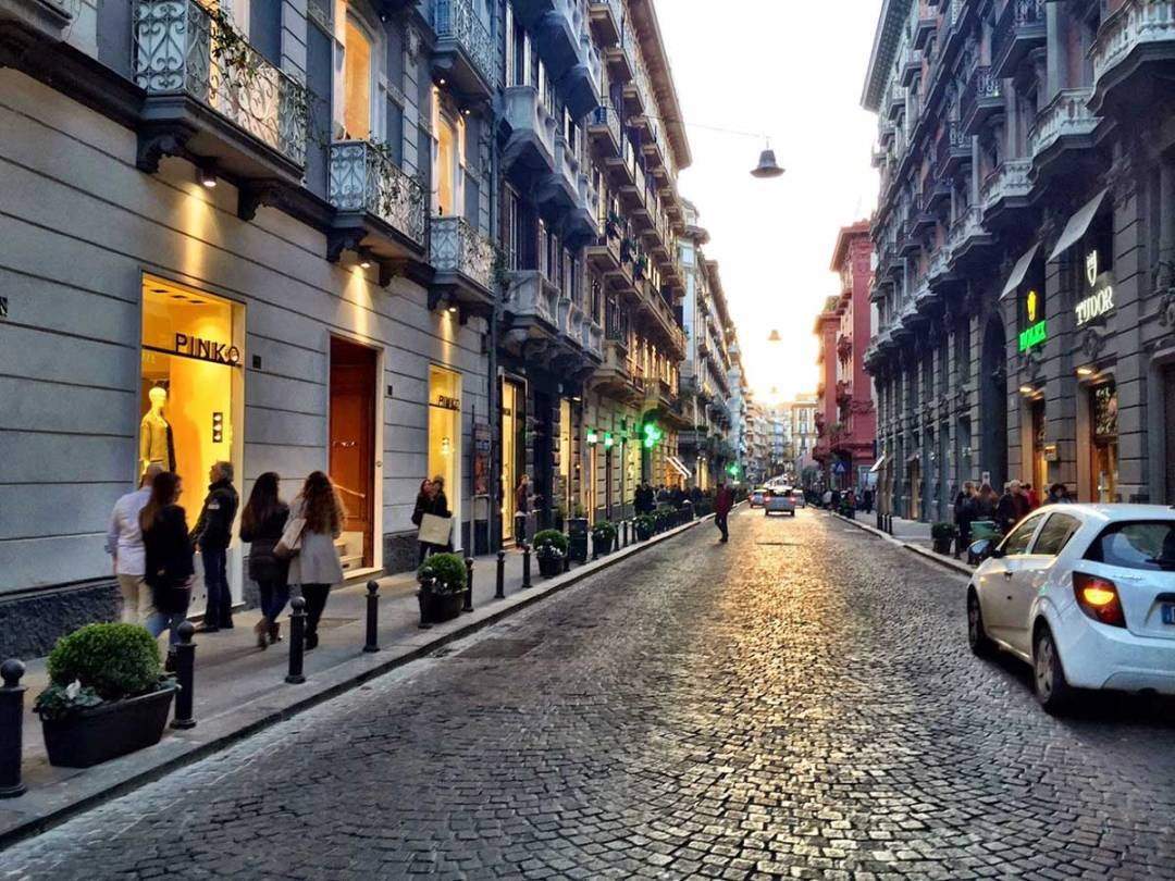 Shopping Napoli (via dei Mille)