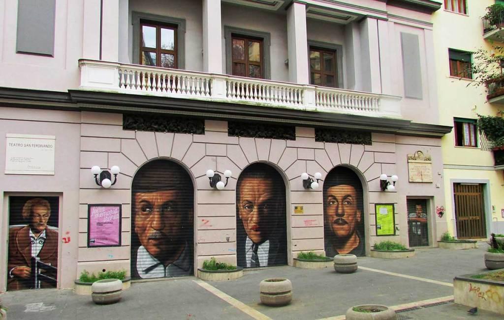 Teatro San Ferdinando Napoli