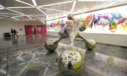 """Metro Art Focus Tour: un viaggio alla scoperta delle """"Stazioni dell'arte"""" della Metro 1 di Napoli"""