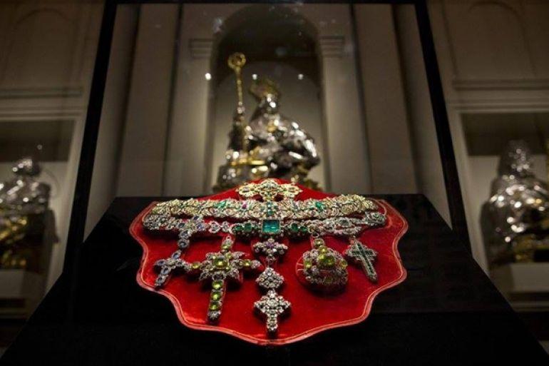 Januaria, una notte al Museo del Tesoro di San Gennaro (febbraio 2018)